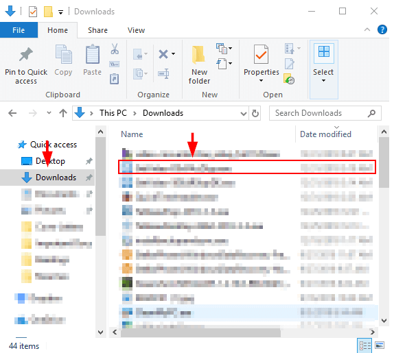 save file folder