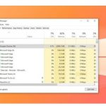 How Many Processes Should Be Running Windows 10 ?