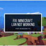 Instantly Fix Minecraft LAN Not Working Error?